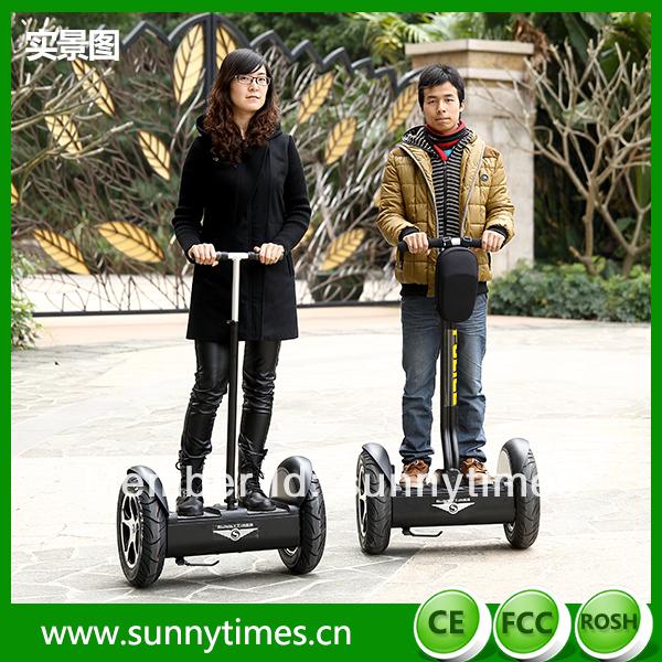 Basse énergie, rentable vert, vehicel debout scooter électrique