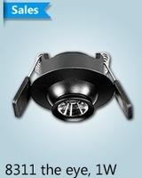 8311 The eye LED focus spotlight, recessed lighting design for art from LEDing the life,free shipping