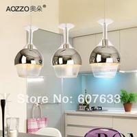 3 light restaurant lights stylish minimalist modern chandelier lamp creative lamp bar lighting