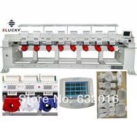 Multi-head Cap/shirt Embroidery Machine Series 2 to 8 heads