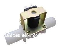 "1/2""Normally Open Plastic valve BSPP 2Way Nylon Plastic Solar Solenoid Valve water valve 12VDC Water Air Gas"