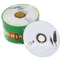 Cd - r discs 50Pcs burn disc blank cd car music vcd cd
