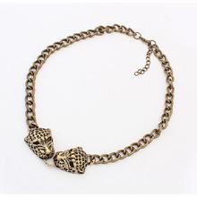 wholesale leopard necklace