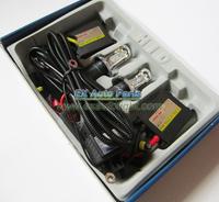 Hot Sale One Set 35W Slim BI-XENON Hi/Low Dual Beam HID Kit H4 H13(9008) 9004/9007 Car Headlight  White 6000K Free Shipping