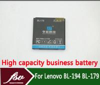 2700 mAh for Lenovo A660 A690 K2 A790e S760 A520 A780 BL179 BL194 Business High large capacity battery + free shipping