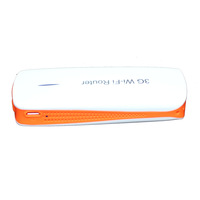 3in1 3G Wireless MiFi WiFi USB Broadband Hotspot Router Power Charger three color 1800mah power bank