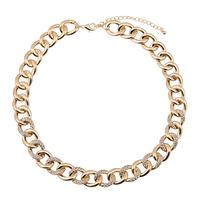 Gorgeous gold chain necklace women aliexpress wholesale bib necklace