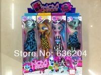 2013 NEW  9 INCH novi star girl dolls plastic girls' gift toys free shipping vinyl doll toys whole sale