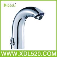 Deck Mounted Taps Bathroom Basin Sensor Faucet No Hands Contemporary Automatic Mixer For Kitchen drop shipping