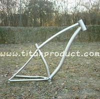 Titanium Bike Frame Lefty