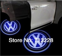Direct Sale Good Quality 5W LED Auto Pojector Laser Light /LED Welcome Car Door Logo Light shadow light for Volkswagen