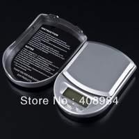 free shipping wholesales wholesale 500G digital Scales 500g/  0.1G LCD Mini Balance Electronic  Weight Scale