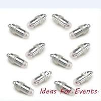 CN Free Shipping 50pcs/lot Waterproof LED Paper Lantern Lamp Floralytes