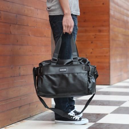 2014 new star bags hot wholesale male casual handbag pu leather messenger bag man travel shoulder bags HL23D(China (Mainland))