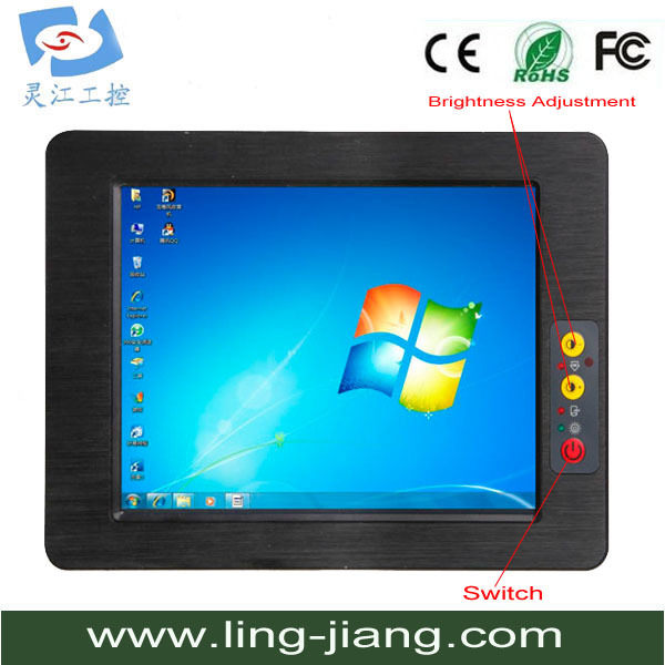 OEM Industrial Grade Tablet PC PPC-170C(China (Mainland))