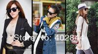 2014 fashion sunglasses  Women & Men Polarized Lenses Sunglasses sunglasses frog mirror