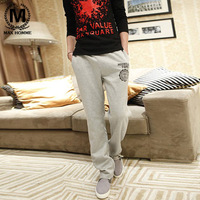 Max homme 2014 spring male casual loose pants male sport pants casual trousers male plus size trousers 10colors M-XXL