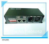 DC12-24V LED DMX Controller/Decoder LED Controller for RGB 5050 3528 LED Strip Light 10pcs/lot