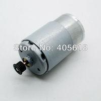 1шт микро dc снаряжение waterpower, ветер генератор двигатель постоянного тока микро мотор 550 мотор гидравлический генератор 555