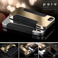 Aluminum case for iphone 4g 4s  metal case for iphone4s back cover for iphone4 free shipping,for Iphone5s case