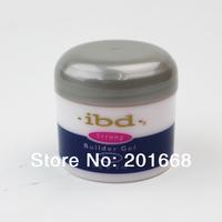 10pcs all Pink color IBD Builder Gel 2oz / 56g - Strong UV Gel pink for nail art false tips extension NA394C