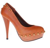 2014 women high square heel platform pump shoes big size lace women pumps summer her shoes high heels
