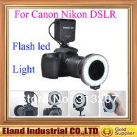 AHL-N60 60 macro circular ring continuous For LED Flash  DSLR Nikon Free Shipping