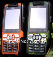 2013 hottest Luxury phone X8 Sonim Car phone black/Camouflage/orange waterproof shockproof cheap mobile phone russian keyboard