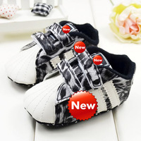 wholesale 2014 new beautiful baby shoes kid 6pairs/lot kid footwear infant first walkers free shipping