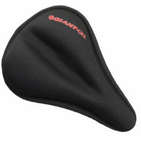 Giant thickening slot silica gel cushion cover bicycle silica gel cushion mountain bike seat cover seat cover