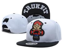2014 New arrival snapbacks Trukfit cap snap back hats ,sport style, sun-shading hat ,men&women,14 style,retail free shipping