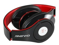 OVLENG X8 CF 3.5 mm On-ear Foldable Headphones with Microphone for iPhone, PC