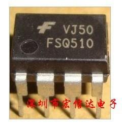 10 ШТ. бесплатная доставка 100% новый оригинальный IC DIP7 новый FSQ510 ЖК  цены