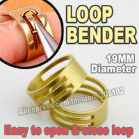 Useful ! Loop Rings Bender Tool, easy open and close metal Jump Split ring loops for jewelry accessories findings TOOLS DIY work