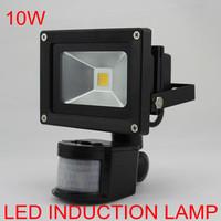 AC85~265V waterproof  PIR motion sensor LED floodlight 10W warm white/cold white