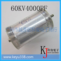 High pressure 60kv4000p film capacitors 60kv402k high voltage capacitor 402k60kv