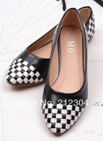 Free Shipping Fashion flats shoes for Women  Large size 35--41  shoes woman