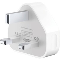 For apple British Standard USB charger, mobile power supply charging head for iphone4 100pcs/lot +Free shipping