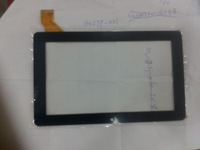 7 inches capacitive touch screen multi-point external screen 30P cable HSCTP-001 size 183X112mm