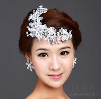 2014 New Fashion Flower Bridal Hair Jewelry