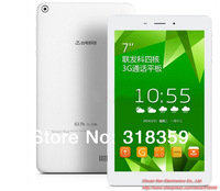 Newest!7 inch Andriod4.2 Call Tablet PC teclast G17h Quad-Core 1GB/8GB  MT8382 4core 1.3GHz  IPS Capacitive Screen TeclastG17h