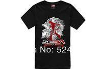 New arrival SEBA skating jersey short sleeve t-shirt