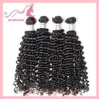 Peruvian Virgin Hair 5A Grade Top Quality Unprocessed Virgin Hair GALI Queen Hair Deep Curly Wave 4pcs/Lot DHL Free Shipping
