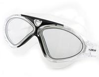 Waterproof anti-fog swimming goggles big box swimming glasses cat-eye