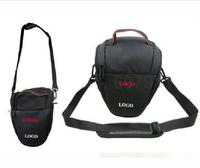 2014 Camera Case Bag for Canon DSLR EOS 1100D 1000D 450D 500D 600D 550D 400D 350D 50D 60D 7D 5D II 1D DSLR With Tracking Number