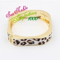 European Temperament Exaggerated Gold Bangles For Women S65