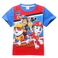 2014 cartoon anime figure despicable me minions clothes minion costume children's clothing children t shirts children's wear