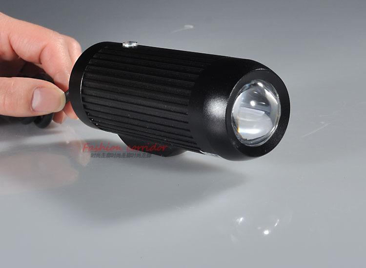 CCTV Surveillance IR Illuminator Invisible Indoor LED Array 2400mW 940nm 30M 30 degrees Black LSZ-30F(China (Mainland))