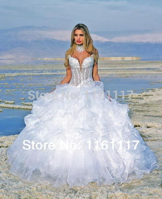 hot girls in wedding dress
