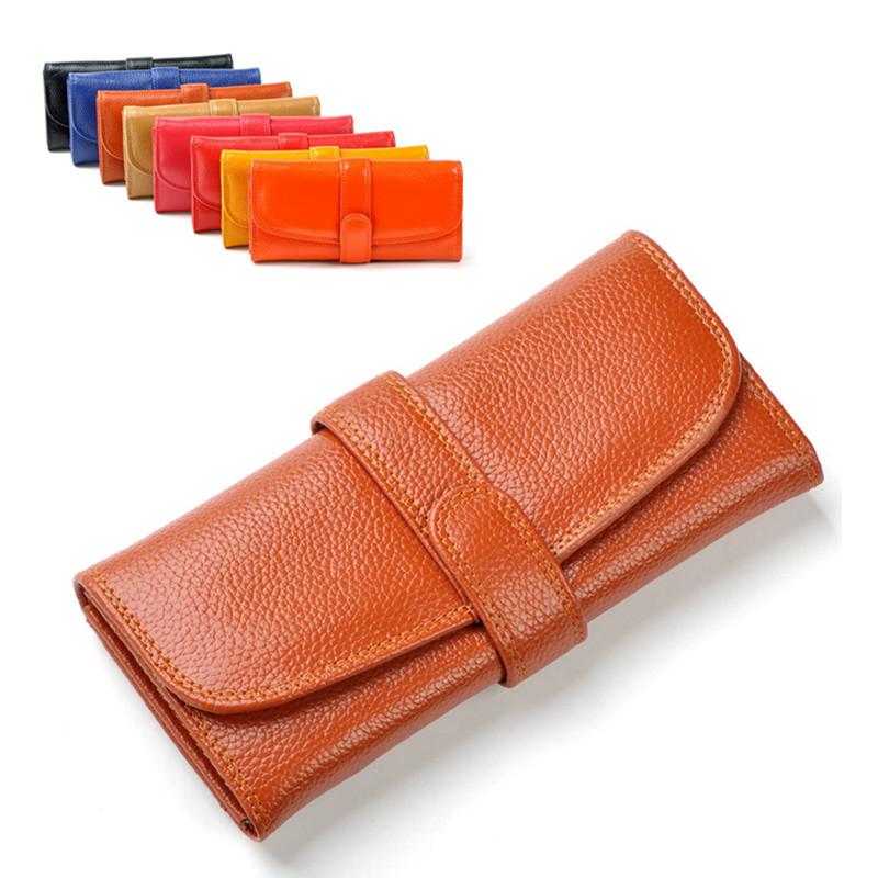 birkin hermes replica - 2014 Fashion luxury cowhide patent leather women wallets genuine ...